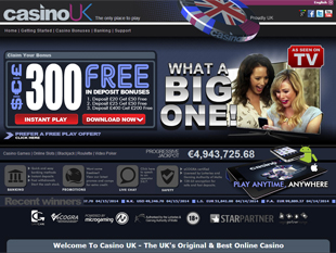 Casino UK Home