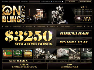 Onbling Casino Home