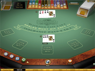 Spanish Blackjack Multi-hand Gold Series